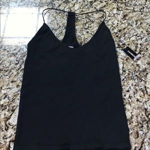 Black tank from express